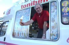 Tonibell Ice-cream Van